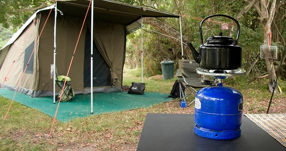 get the best from your outdoor camping equipment