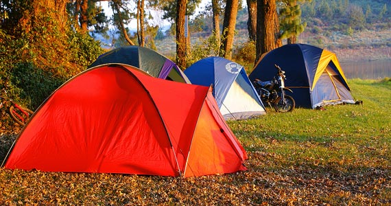 Camping – There's Something for Everyone