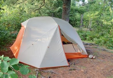 Big Agnes Copper Spur Tent Takes Home the Gold