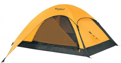 eureka apex 2person tent