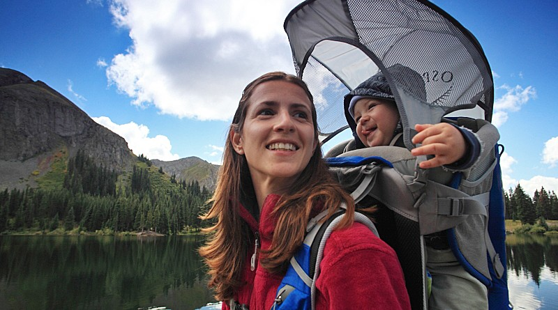 Osprey Packs Poco: Super Cool Child Carrier for Outdoor Geeks