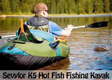k5 hotfish fishing kayak